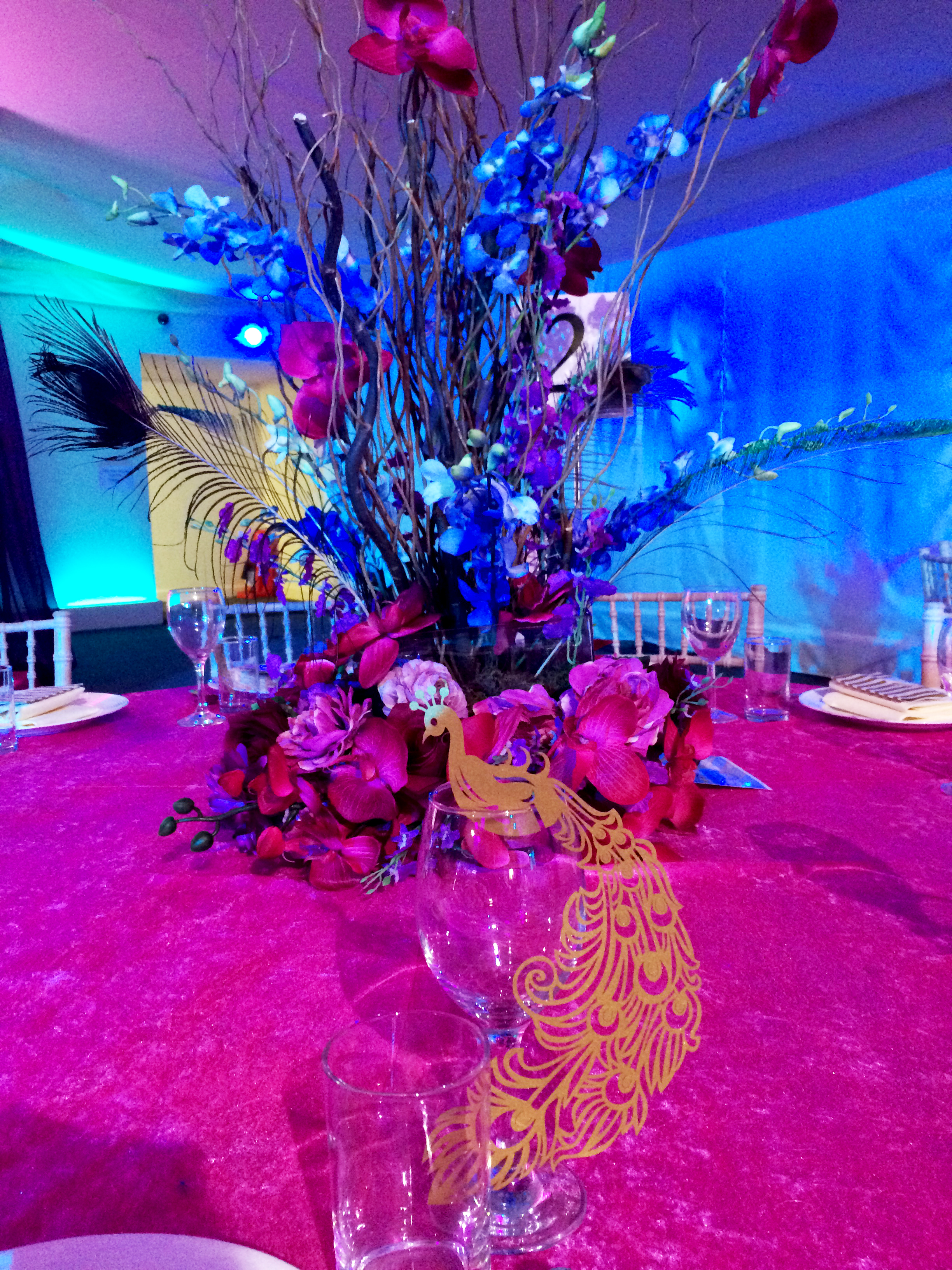 Peacock Themed Wedding Decorations A Perfect Theme For Indian